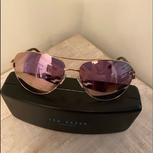 Ted Baker Aviator Sunglasses. NEW without tags!